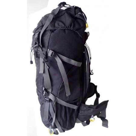 Horský batoh 60 L, černý