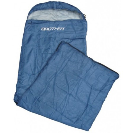 Dekový spací pytel, duté vlákno, 1,1 kg