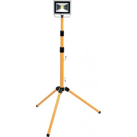 Profi lampa na stojanu do dílny / na stavbu, LED , 20 W