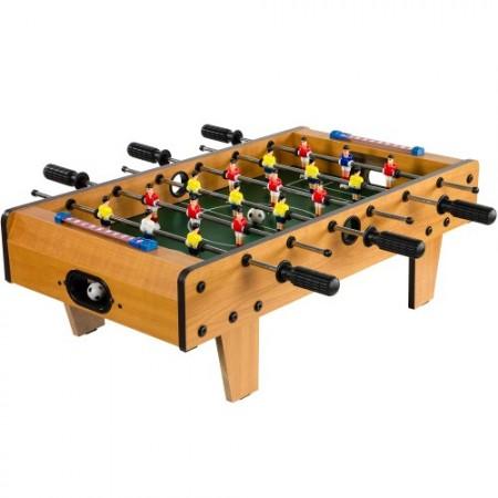Mini stolní fotbal pro děti i dospělé, 70 x 37 x 25 cm