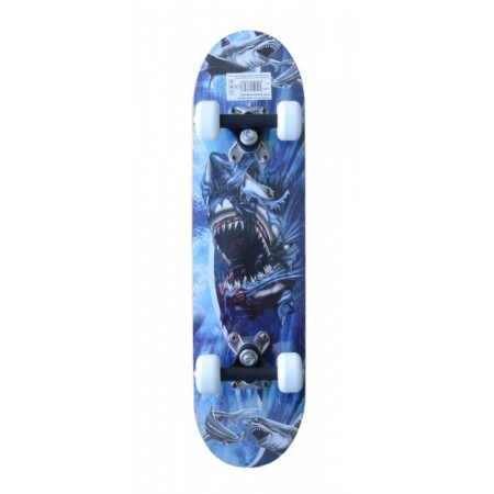 Dětský skateboard s hliníkovým podvozkem