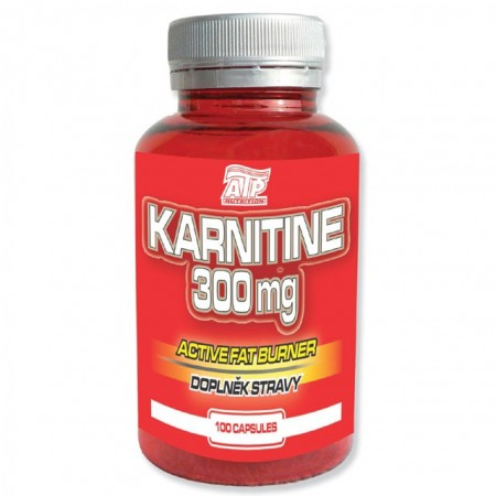 Fitness výživa CARNITINE 300 mg- 100 tablet