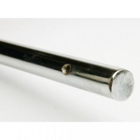 Náhradní ocelové tyče pro stolní fotbal, průměr 15,9 mm