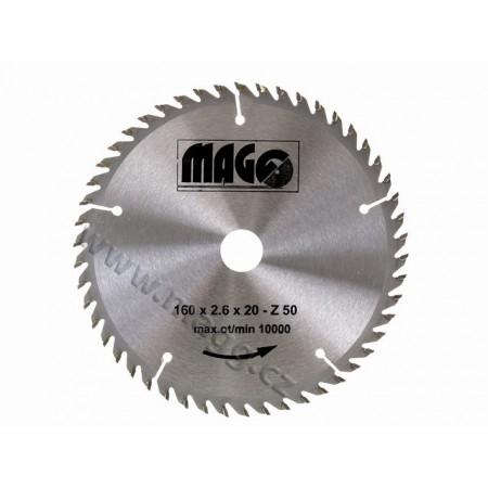 Pilový kotouč 250 mm, 40 zubů