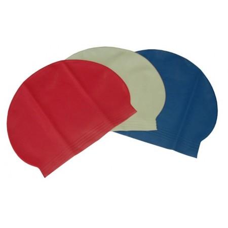 Latexová koupací čepice - různé barvy