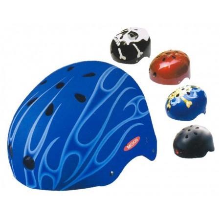 Helma na skateboard a kolečkové brusle, různé designy, vel. L