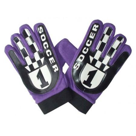 Dětské fotbalové brankářské rukavice, vel. 7
