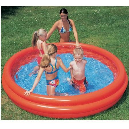 Dětský bazén se třemi komorami, pro děti nad 3 roky