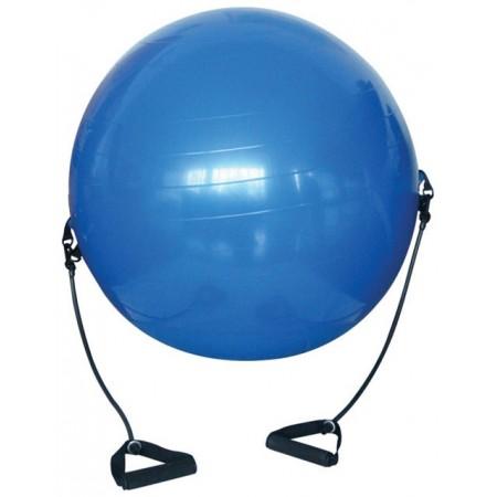 Gymnastický míč s úchyty na protahování 65 cm