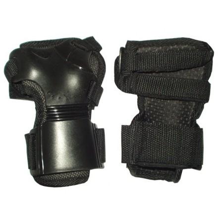 Závodní chrániče rukou a zápěstí, ABS plast,  vel. S