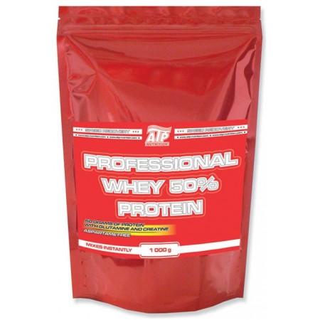 Fitness výživa whey protein - 1 kg, vanilka