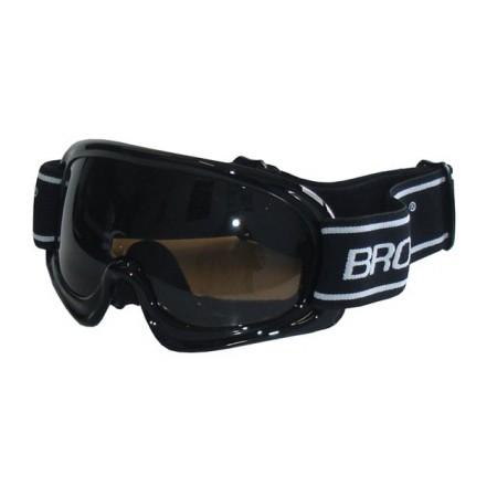 Dětské lyžařské brýle, antifog úprava, UV filtr