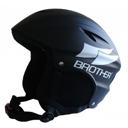 Helma na lyže a snowboard, vyjímatelné polstrování, vel. XS