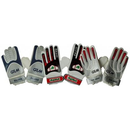 Fotbalové brankářské rukavice, juniorské, vel. 10