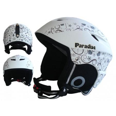 Helma na lyže a snowboard, pratelné polstrování, vel. L