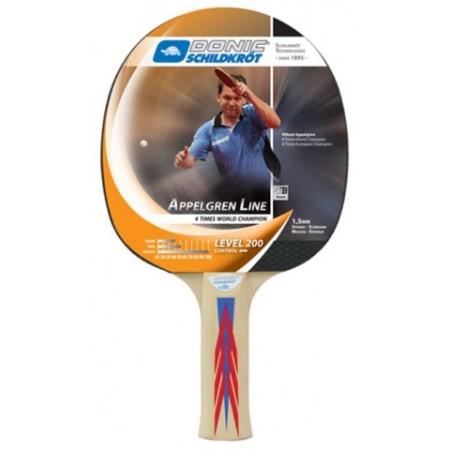Pálka na pingpong pro rekreační hráče a začátečníky EASY 200