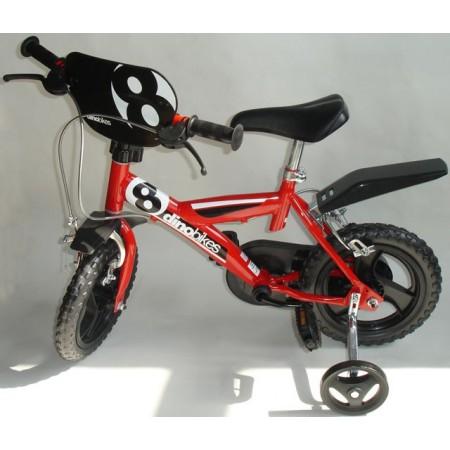 Dětské teréní kolo s paprskovými koly 12