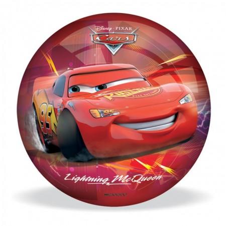 Dětský gumový míč - potisk auta, 230 mm