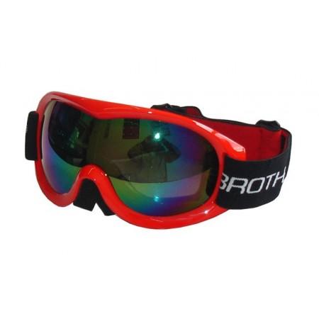 Brýle na lyže a snowboard pro dospělé, dvojité sklo