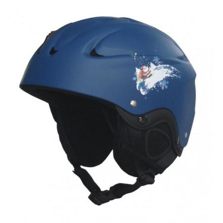 Odlehčená helma na lyže a snowboard 365 g, vel. XS
