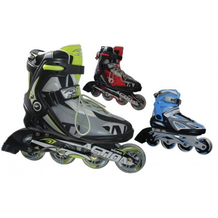 INline brusle Action Soft, unisex, kolečka 78 mm, vel. 38