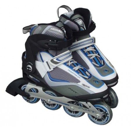 Fitness inline brusle phantom soft, kolečka 84 mm, vel. 45