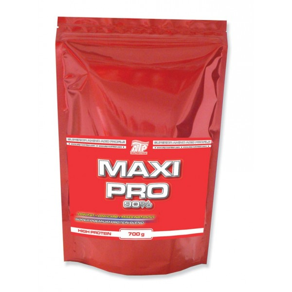 Fitness výživa - protein MAXI PRO, 700 g - čokoláda