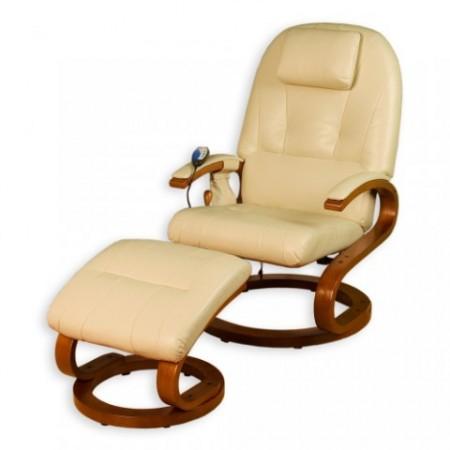Relaxační a masážní křeslo s vyhříváním, 5 programů