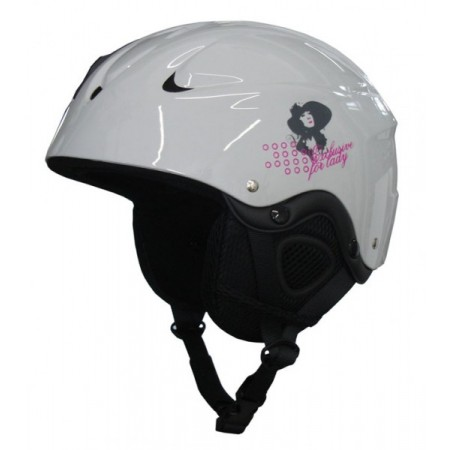 Dámská helma na lyže a snowboard, vel. M
