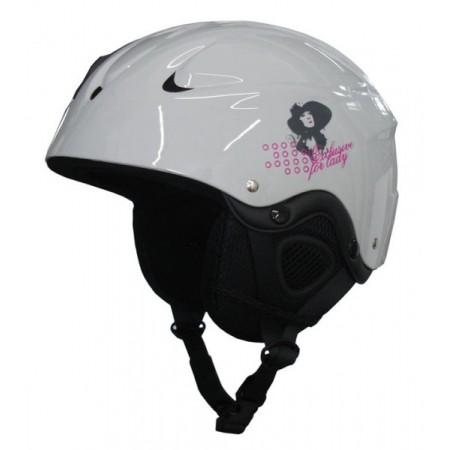 Dámská lyžařská a snowboardová helma, vel. L