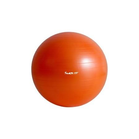 Gymball - gymnastický míč na cvičení a rehabilitace 75 cm, oranžová