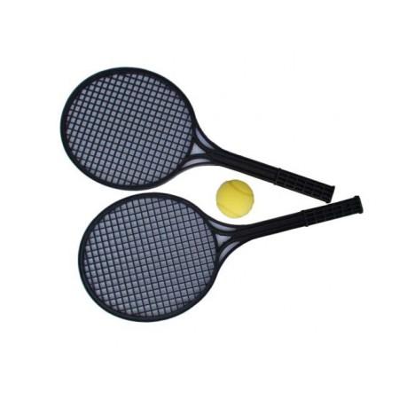 Sada pálek na soft tenis včetně míčku