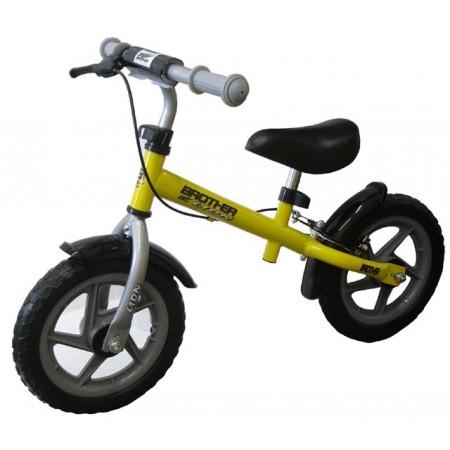 Dětské odrážedlo s pneumatikami 12