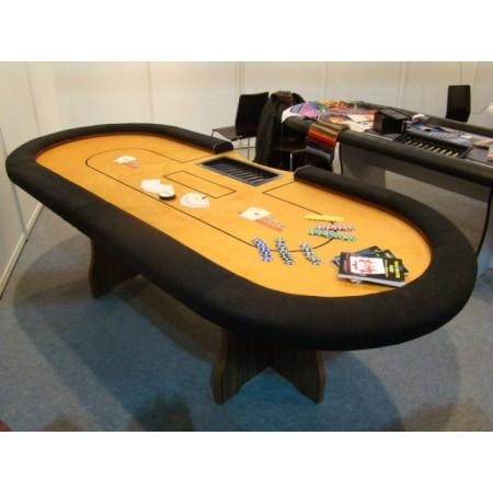Velký pokerový stůl- výroba na zakázku