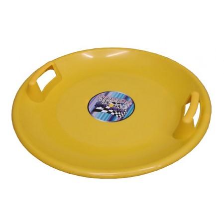 Plastový sáňkovací talíř, nosnost 50 kg