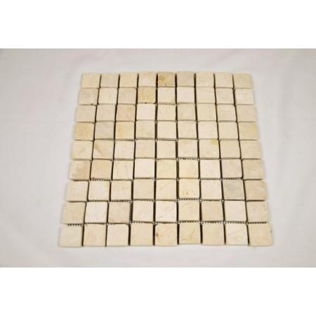 Obklad / dlažba - mozaika z přírodního mramoru, 1 ks