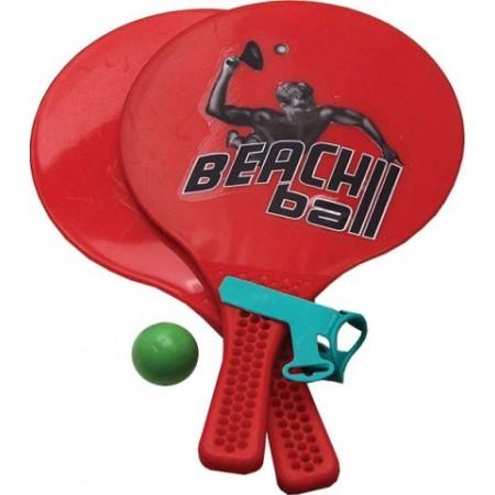 Sada - pálky a míčky na plážový tenis