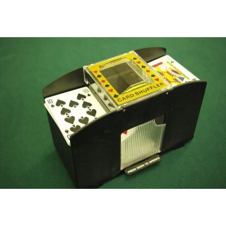 Elektronická míchačka karet na baterie