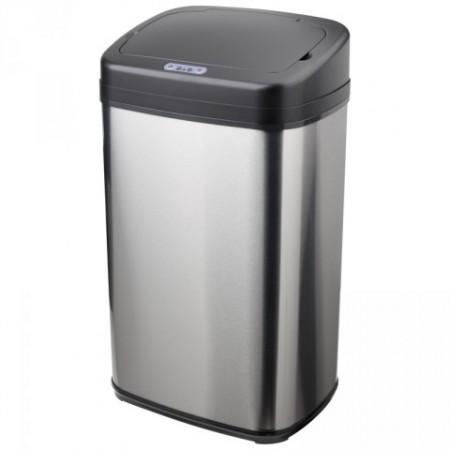 Automatický odpadkový koš - bezdotykové otvírání, 30 l