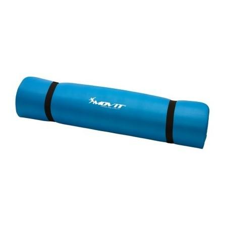 Pěnová podložka na jógu a cvičení, tloušťka 1,5 cm, tyrkysová